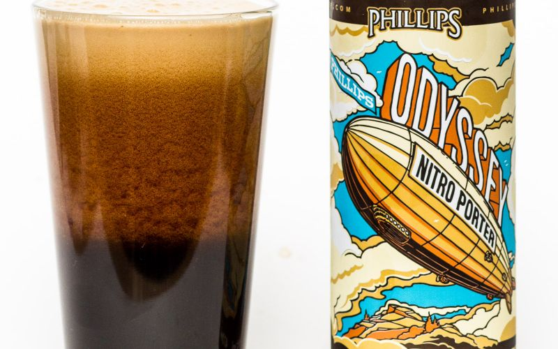 Phillips Brewing Co. – Odyssey Nitro Porter