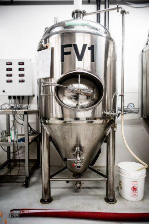 Callister Brewing Fermentor
