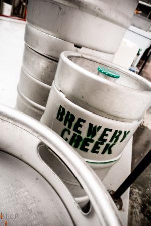 Brewery Creek Kegs