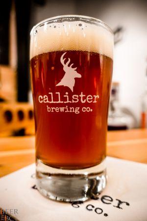 Callister Brewing Taster Glass