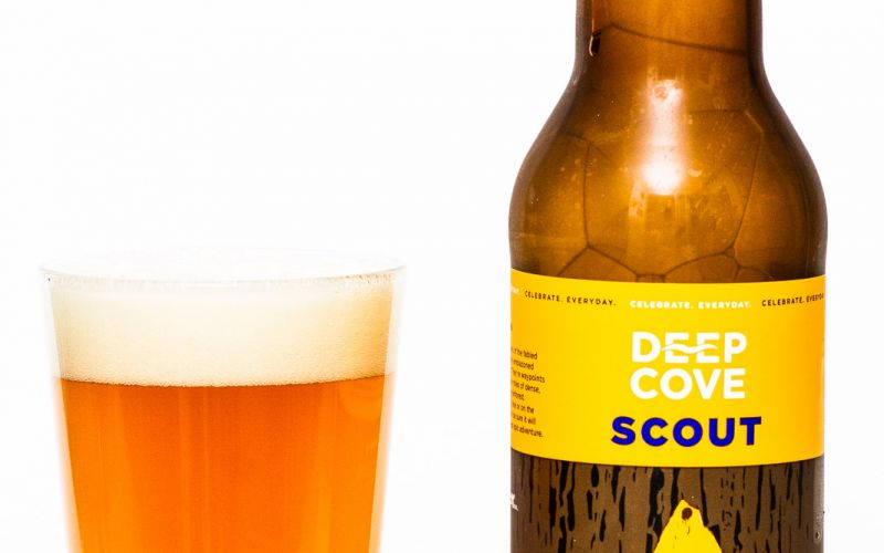 Deep Cove Brewers – Scout Rye IPA