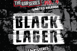 New Black Lager In Tree Brewing's RAW Series