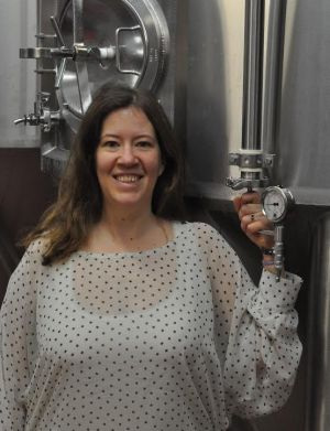 Chloe Smith - Townsite Brewing General Manager