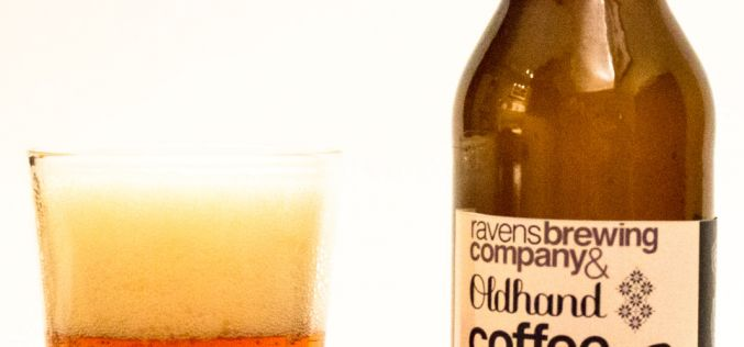 Ravens Brewing Co. – Oldhand Coffee IPA