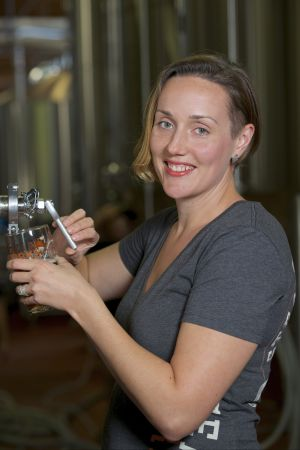 Julia Hanlon - Photo provided by Steamworks Brewing