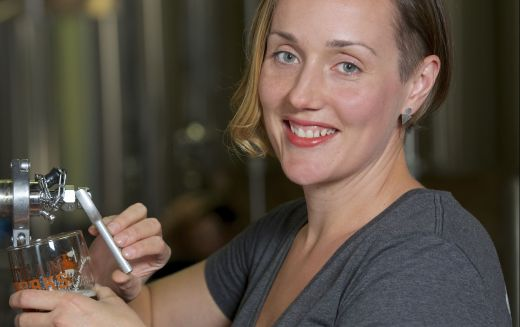 Women of BC Craft Beer – Julia Hanlon – Steamworks Brewing