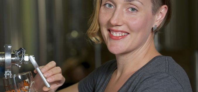 Women of BC Craft Beer – Julia Hanlon – Steamworks Brewing