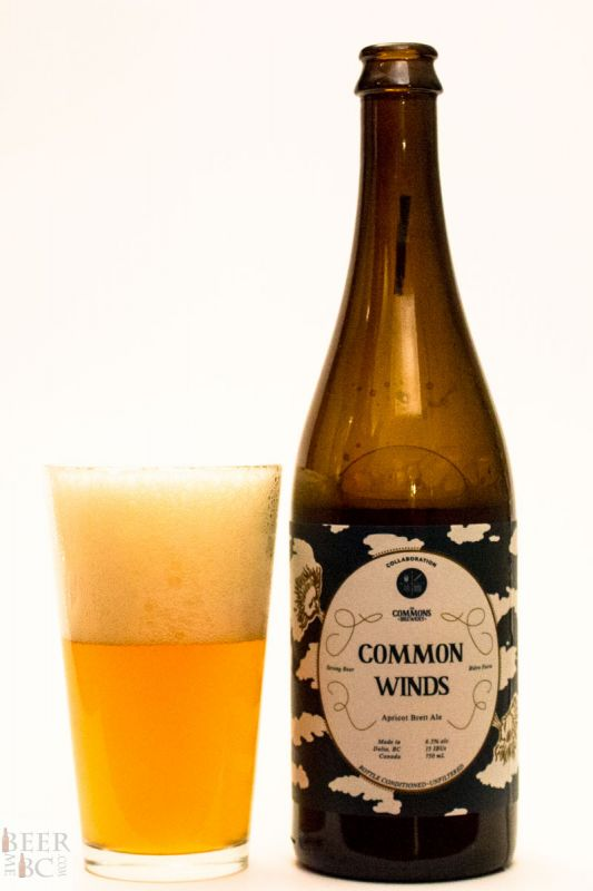 Four Winds Brewing Common Winds Collaboration