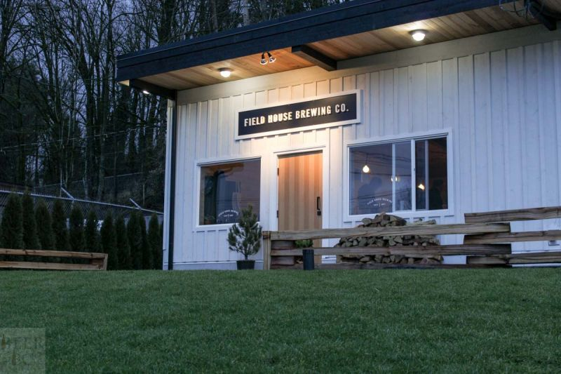 Fieldhouse Brewing Exterior