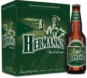Vancouver Island Hermann's Dark Lager
