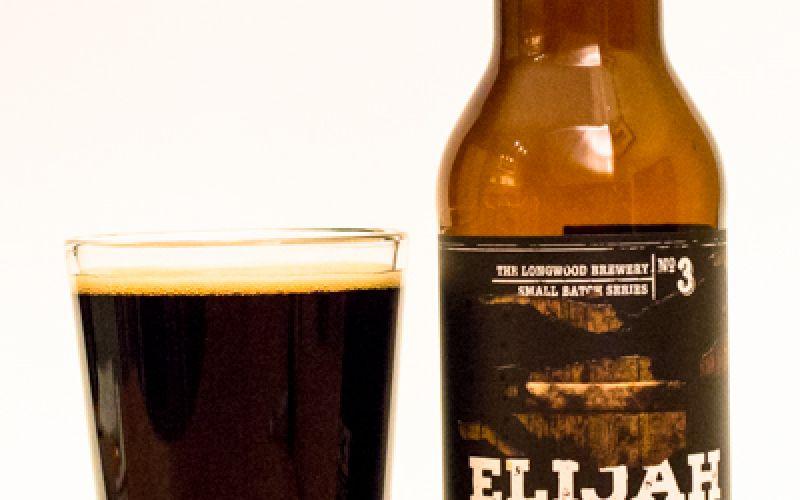 Longwood Brewery – Elijah Bourbon Barrel Aged Stout