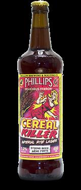 Phillips Brewing Cereal Killer