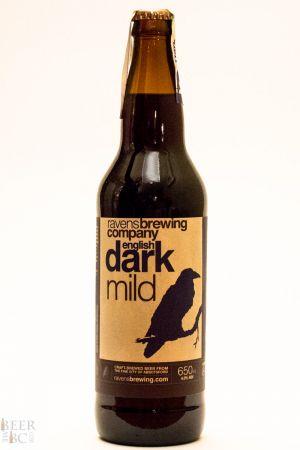 Ravens Brewing English Dark Mild Bottle