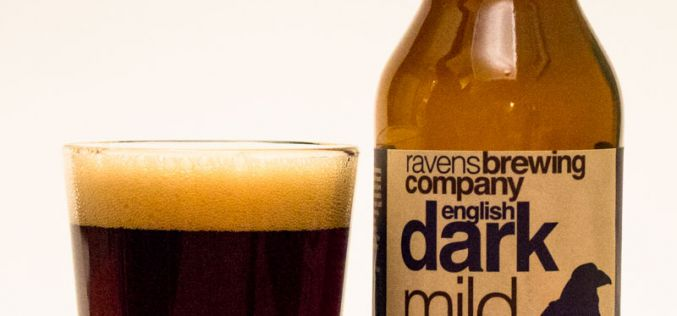Ravens Brewing Co. – English Dark Mild