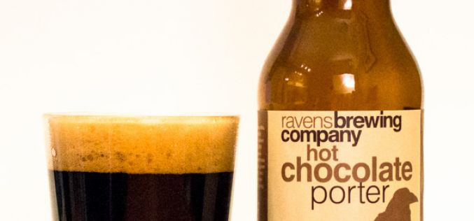 Ravens Brewing Co. – Hot Chocolate Porter
