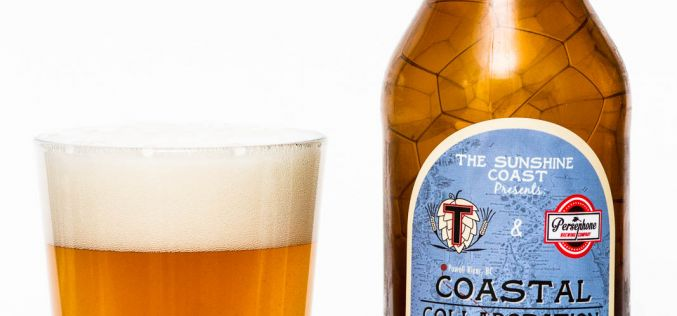 Townsite & Persephone Brewing Coastal Collaboration #1 Belgian Single