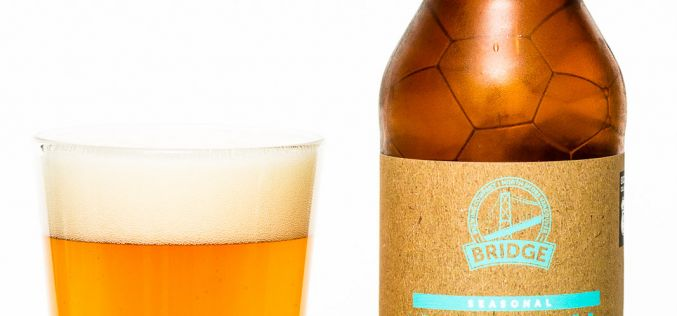 Bridge Brewing Co. – Lemon Gin Saison