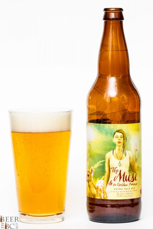 Cannery Brewing The Muse & Golden Promise Review
