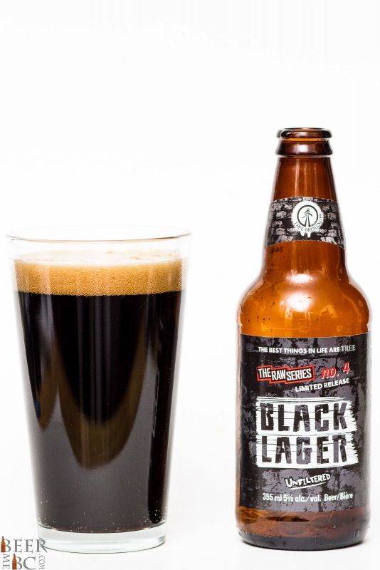 Tree Brewing Raw Black Lager Review