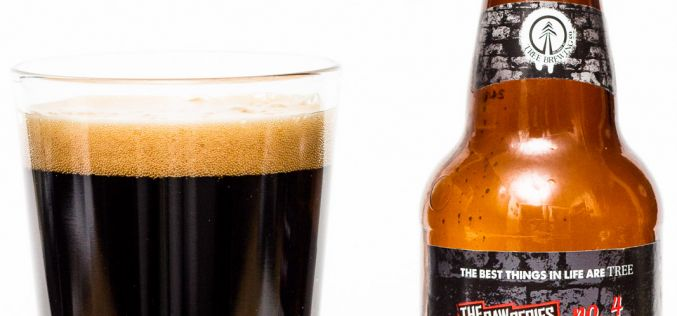 Tree Brewing Co. – Raw Series Black Lager