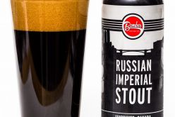 Bomber Brewing Co. – Russian Imperial Stout