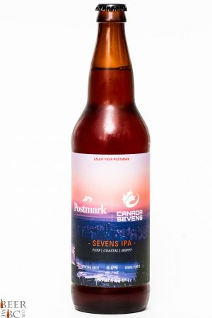 Postmark Brewing Sevens IPA Review