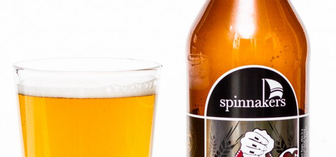 Spinnaker's Brewery – Honey Mussel Saison