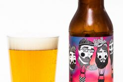 Bomber Brewing & Doans Craft Beer Living Skies Rye Pilsner
