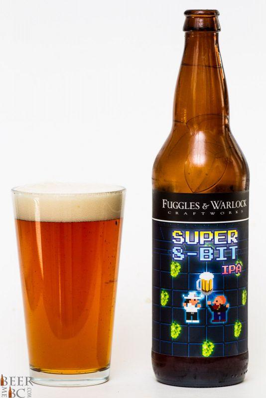 Fuggles & Warlock Super 8 Bit IPA Review