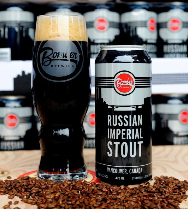 Bomber Russian Imperial StoutBomber Russian Imperial Stout