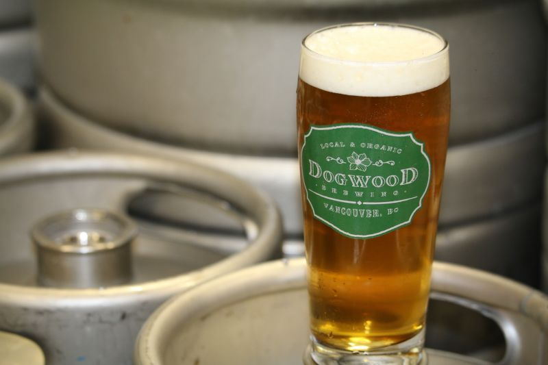 Dogwood Brewing Women's Day Brew
