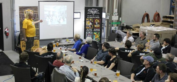 Join Joe Wiebe in Penticton for a Craft Beer Revolution Seminar & Tasting