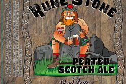 Bad Tattoo Unveils Rune Stone Peated Scotch Ale at Victoria Beer Week