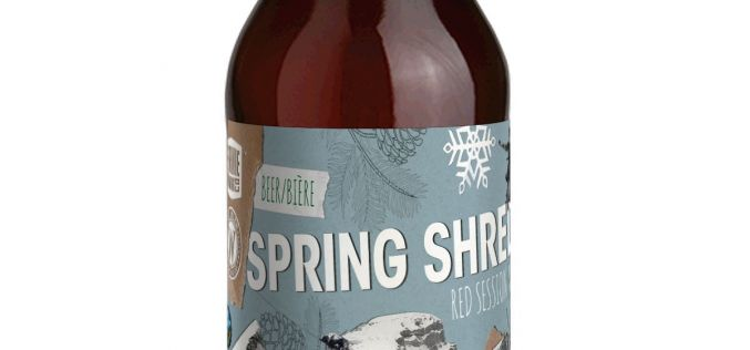 The Spring Shred – A New Collaboration from Whistler & Fernie Brewing
