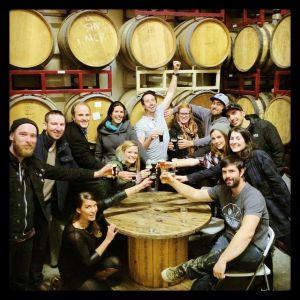 Vine & Hops Brewery Tour