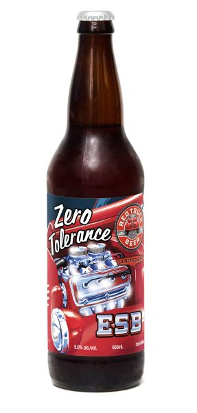 Red Truck Zero Tolerance ESB