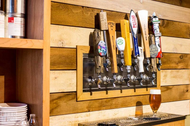 Victoria Beer Week 2016 Beer Pizza and More Beer Tonight's Taps