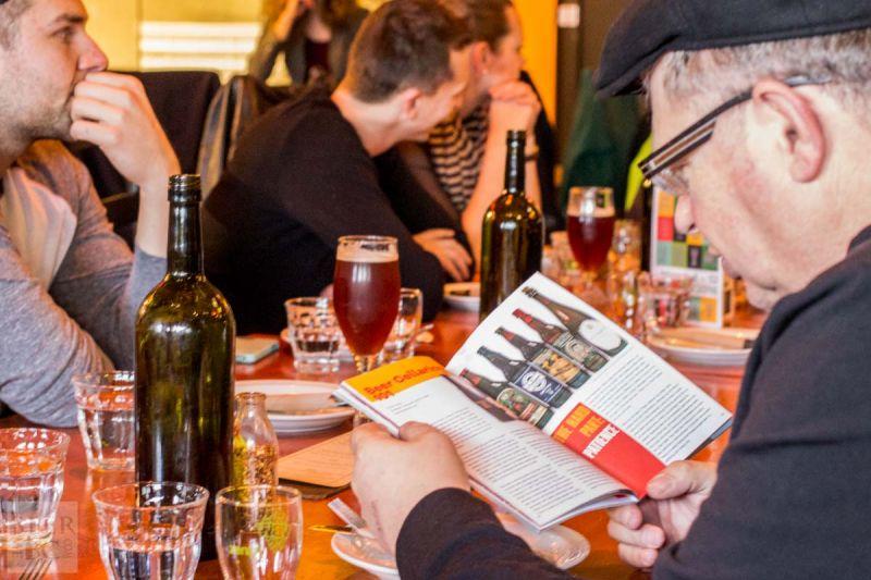 Victoria Beer Week 2016 Beer Pizza and More Beer Pre-Meal Reading