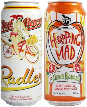 Central City Cider and Beer Radler