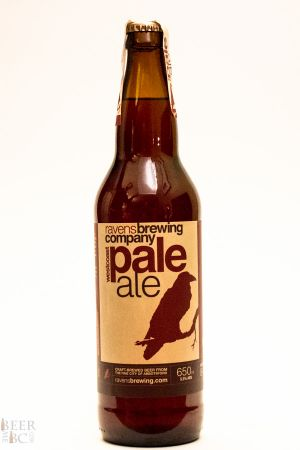 Ravens Brewing Company Westcoast Pale Ale Bottle