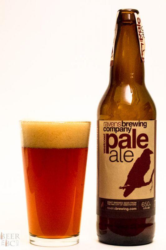 Ravens Brewing Company Westcoast Pale Ale