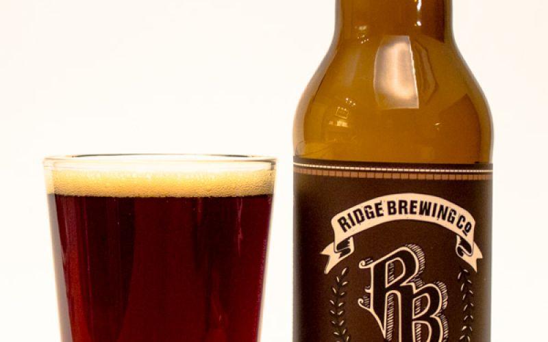 Ridge Brewing – Cafe Morena English Brown Ale