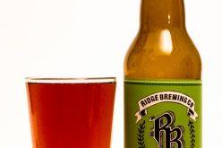 Ridge Brewing Co. – Ay Caramba! Jalapeño IPA