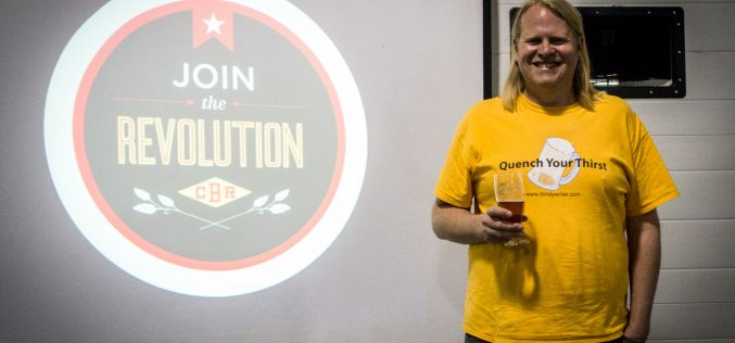 A First Hand Account of the Craft Beer Revolution with Joe Wiebe