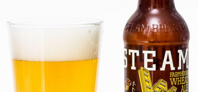 Steamworks Brewing Co. – Farmhouse Wheat Ale