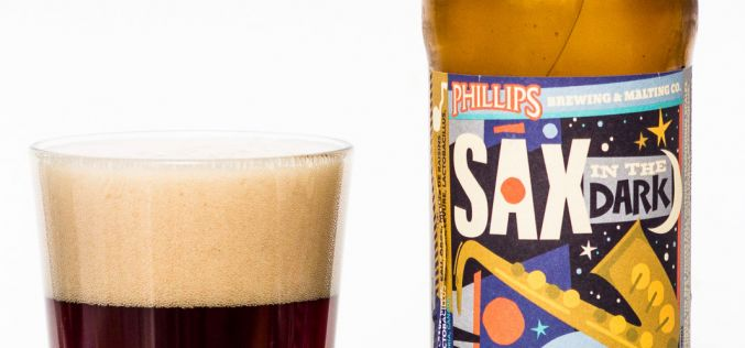 Phillips Brewing Co. – Sax In The Dark Dark Sour Ale