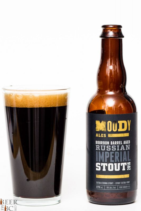 Moody Ales Russian Imperial Stout Review