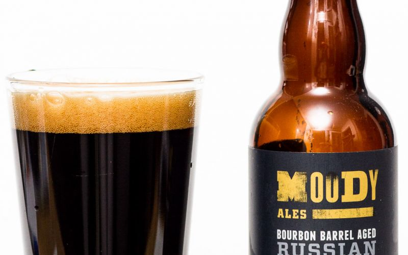 Moody Ales – 2016 Bourbon Barrel Aged Russian Imperial Stout