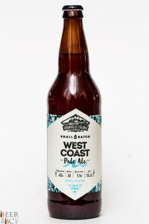 Granville Island West Coast Pale Ale Review
