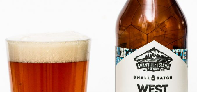 Granville Island Brewing – West Coast Pale Ale